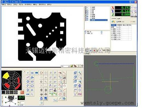 厂家直销无锡CNC4030自动二次元影像测量仪