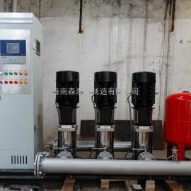 小区无负压变频供水设备