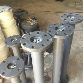 PVC静态混合器厂家-启东兴东-SK型PVC混合器-PP静态混合器