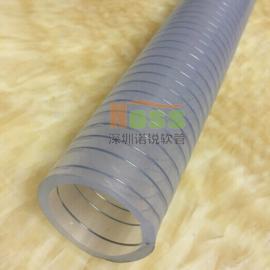 广州透明钢丝硅胶软管的产品特点