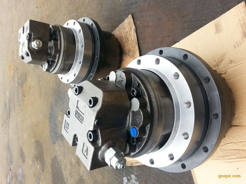 igy履带驱动静液压驱动装置   xz系列履带(车轮)液压行走马达由液压马图片