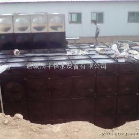 抗浮力装配式BDF地埋水箱