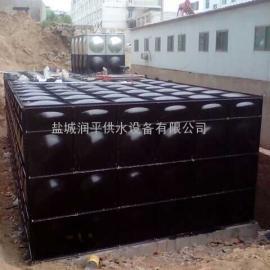 福建福州地埋水箱价格 电机长轴深井泵 地埋式消防水池泵站
