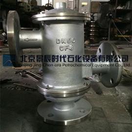带呼出接管阻火呼吸阀 HXF-IV 材质不锈钢304