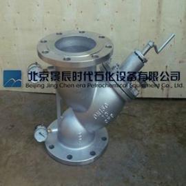 SSY-DN250-PN1.0 手摇刷式过滤器