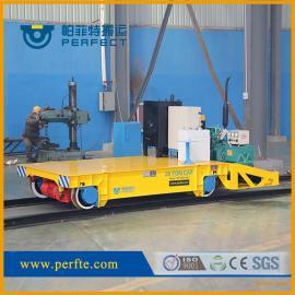 河南帕菲特专业设计生产搬运铝卷轨道平车