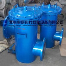 蓝式排污过滤器 工矿污水篮式过滤器 北京景辰 行业放心品牌