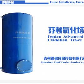 谭福环保 化工废水处理设备 Fenton副作用 芬顿电解塔