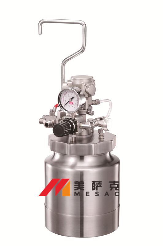 3升压力桶 3升气动压力桶 3升不锈钢气动压力桶