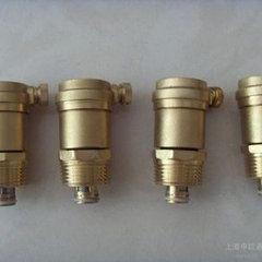 ZP88型自动排气阀 黄铜丝扣排气阀 水暖用自动排气阀