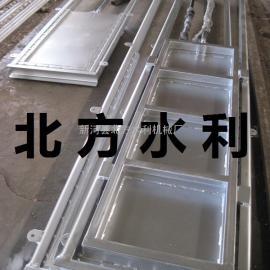 厂家直销优质钢制闸门、专业生产启闭机闸门