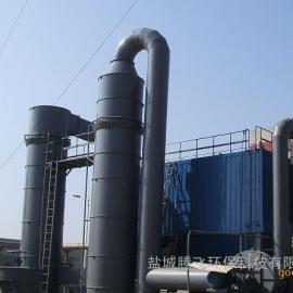 浙江TF分体式水膜脱硫除尘器结构特点--优质脱硫除尘设备批发