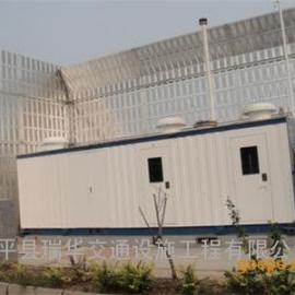工厂声屏障-隔音墙-隔声屏障