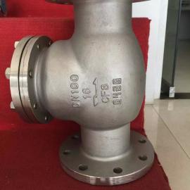 H44W-64P、H44W-100P不锈钢旋启式止回阀