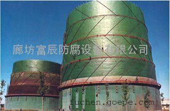 赤峰环氧玻璃鳞片胶泥防腐施工