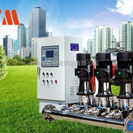 小区节能型无负压变频供水设备