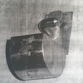不锈钢沉降观测点保护盒沉降保护罩旋转式