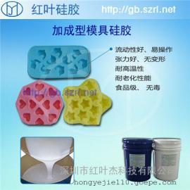 蕾丝翻糖模具硅胶 食品级液体硅胶