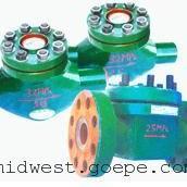 高压水表(DN100,4兆帕,机械)1-10台价格 型号:DSL5JD100-4