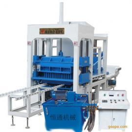 液压砌块砖机带来丰厚的利润z5