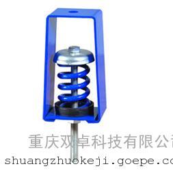 重庆吊式阻尼弹簧减振器FHS型吊装风机普通型重庆减震器