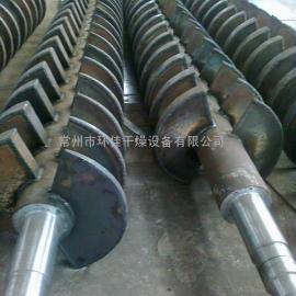 氮磷钾复合肥干燥机,氮磷钾复合肥烘干机,空心桨叶干燥机