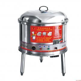 厂家直销大锅灶电热锅电炒锅不锈钢厨房灶台设备欢迎选购