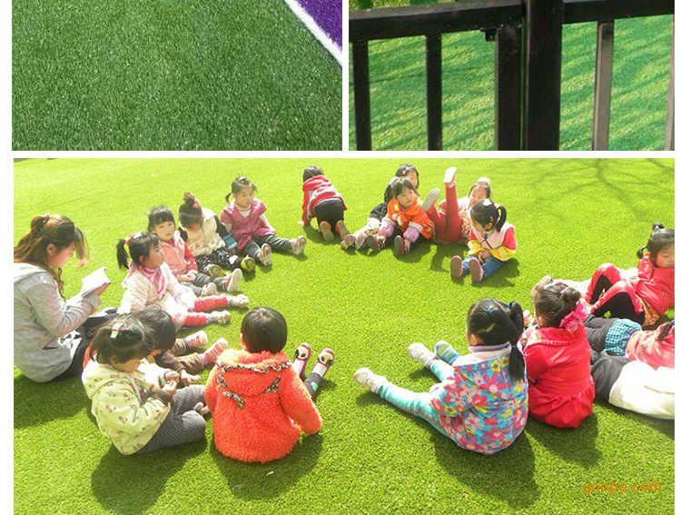 安徽合肥芜湖景麒人造足球场幼儿园草坪领先行业科技