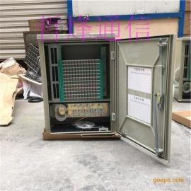 SMC144芯光缆交接箱 SMC光缆交接箱介绍与使用环境叙述