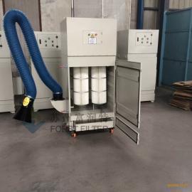 移动式滤筒除尘器 焊接烟雾烟尘空气滤筒的除尘器