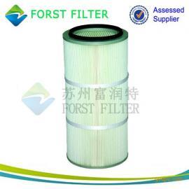 供应富润特品牌 3266覆膜除尘滤芯