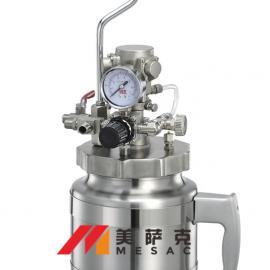 3升不锈钢气动搅拌压力桶 3升不锈钢自动搅拌压力桶