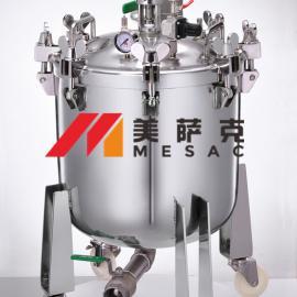 气动压力桶 不锈钢气动压力桶 下放式气动压力桶