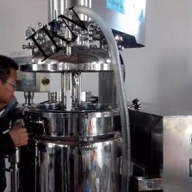 微球高剪切分散机, 分散共聚法微球高剪切分散机