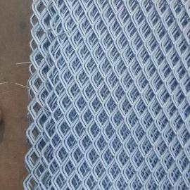 脚手架用钢板网@广州脚手架用菱形孔网@红色漆脚手架用钢板网