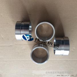 伟亚供应不锈钢考贝林卡箍接头DN20-DN300