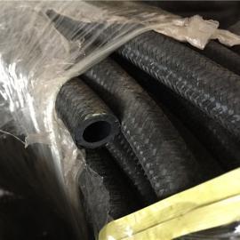 外编棉线耐油胶管,耐油耐高温橡胶软管