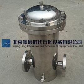 保安过滤器北京厂家 壳体材质不锈钢304、316可选