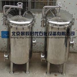 大流量袋式过滤器 袋式过滤器厂家 环保水处理袋式过滤器