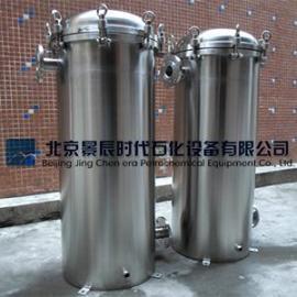 厂家直销 液体空气不锈钢过滤器 食用油精密过滤器