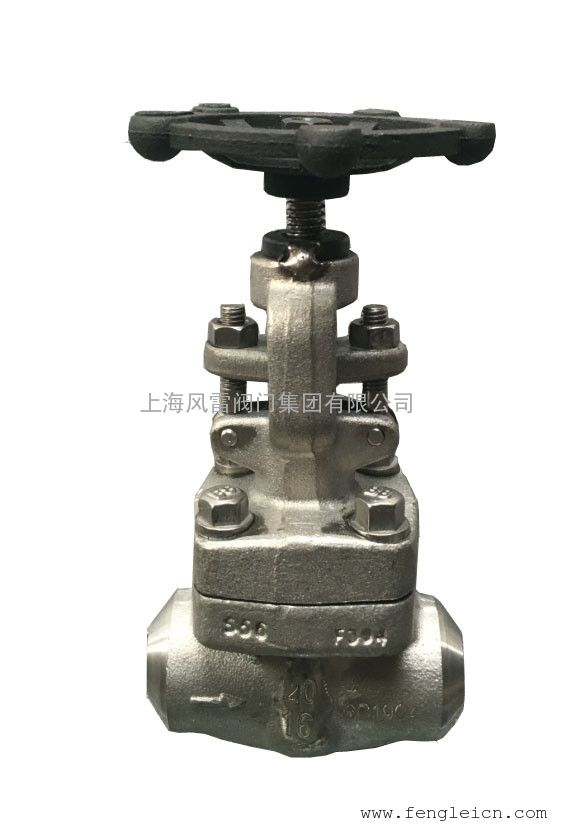 上海风雷环保化工气动闸阀 手动焊接闸阀Z61W 螺纹闸阀 橡胶密封&