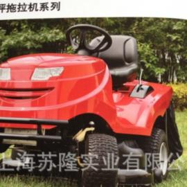 高尔夫割草机、坐骑式草坪拖拉机、沃得T1540商用割草机