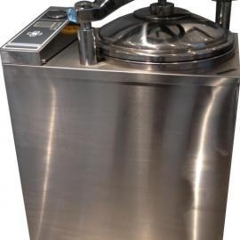 立式全自动灭菌器 立式不锈钢灭菌器 立式蒸汽灭菌器照片