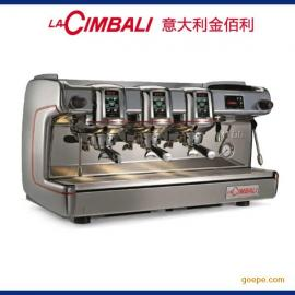 LACIMBALI 金佰利M100三头商用意式半自动咖啡机