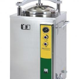 立式压力灭菌器 立式手轮式灭菌器 立式全自动蒸汽灭菌器