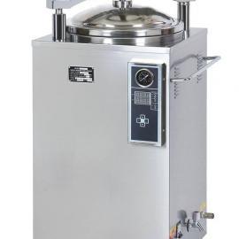 立式压力蒸汽灭菌器 立式全自动灭菌器 立式蒸汽灭菌器照片