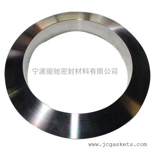 有孔透镜垫|骏驰出品化工厂专用SS304锻件金属透镜垫