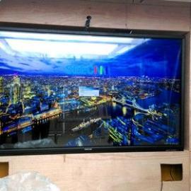陕西视频会议定制98寸工业液晶显示器价格规格参数