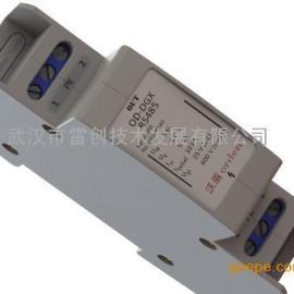 武汉厂家供应沃盾导轨型485控制信号防雷器
