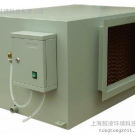 新空调机组配套型风管湿膜加湿器